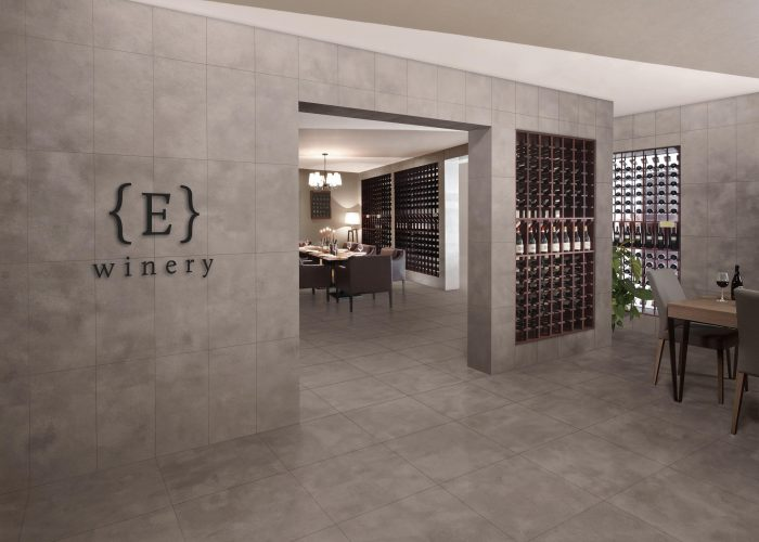 Upscale Interior Wall and Floor Tile